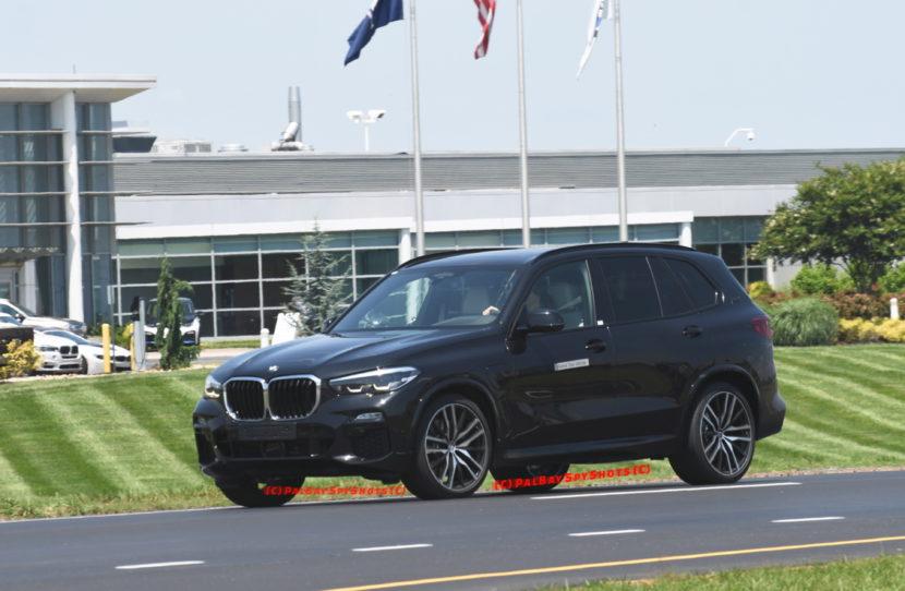 2019 BMW X5 hybrid 01 830x542