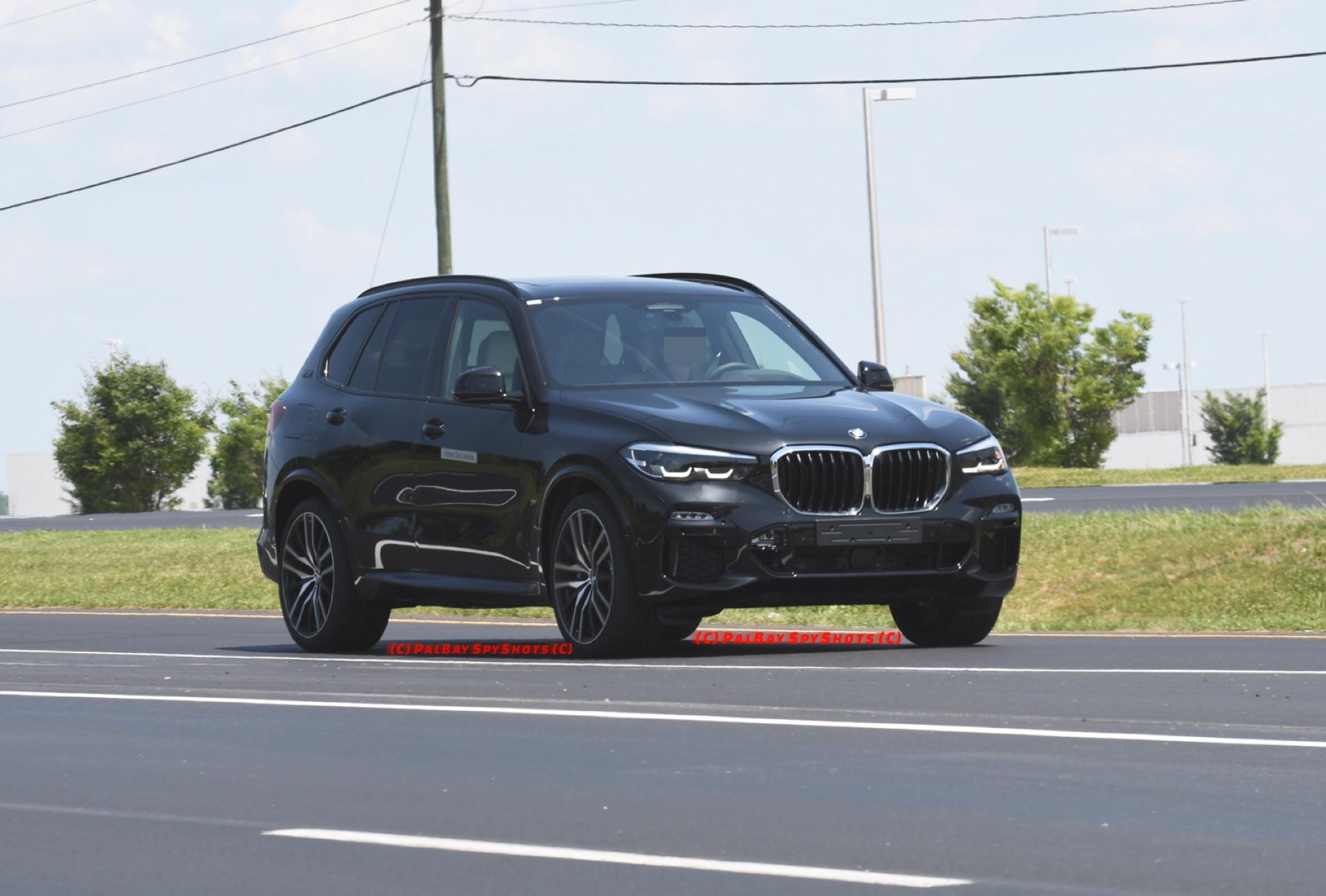 2019 BMW X5 hybrid 09