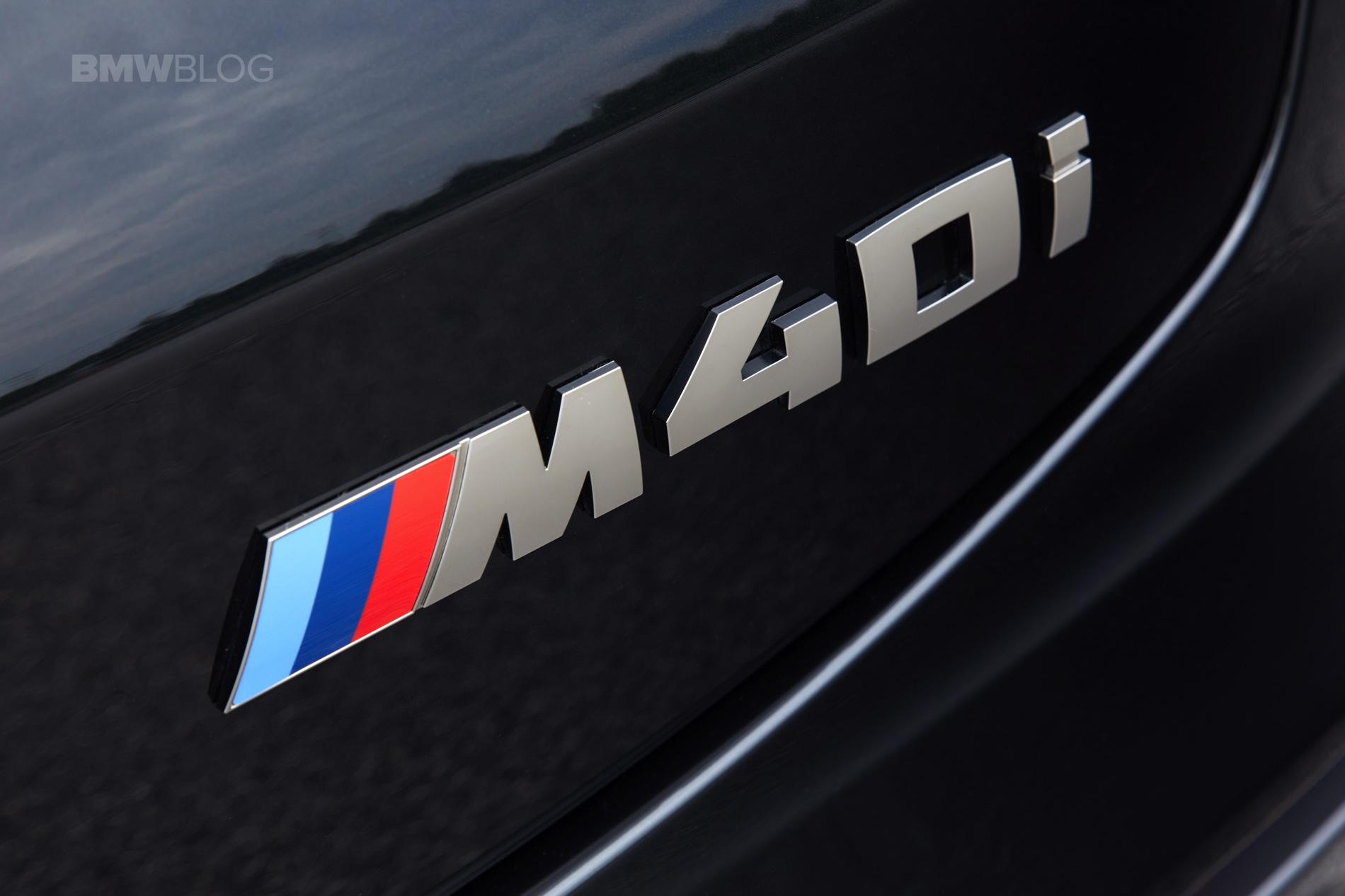 2019 G02 BMW X4 M40i test drive 61