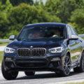 2019 G02 BMW X4 M40i track 04 120x120