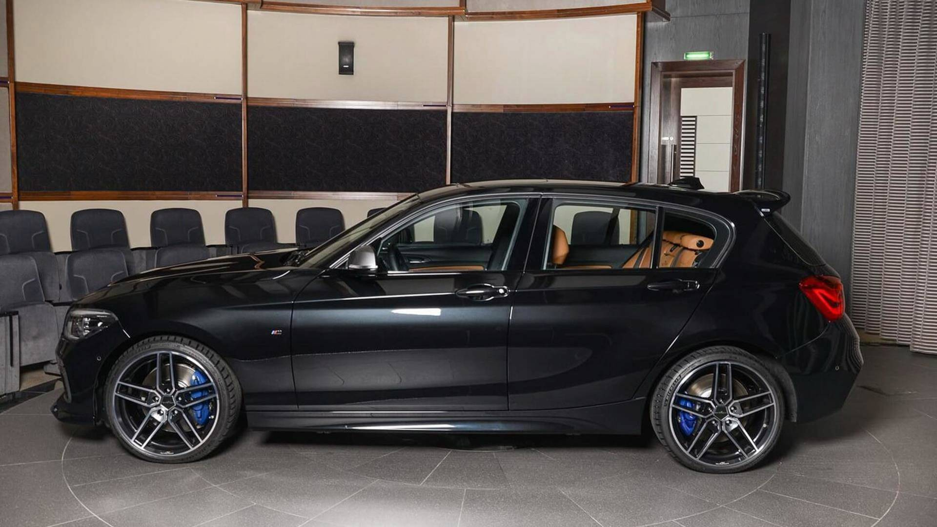 ac schnitzer tuned bmw m140i arrives in abu dhabi. Black Bedroom Furniture Sets. Home Design Ideas
