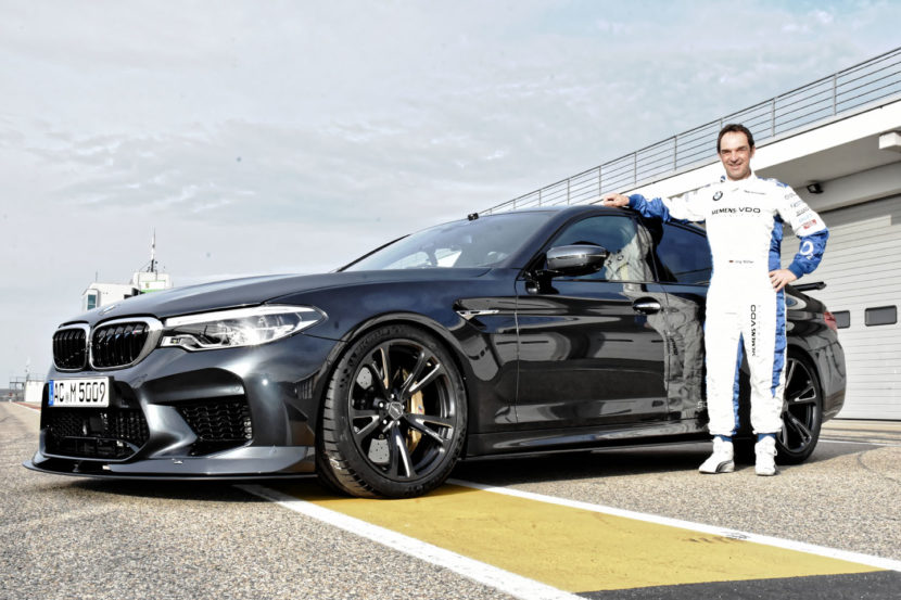 AC Schnitzer BMW M Is Now The Fastest Sedan Around Sachsenring - Schnitzer