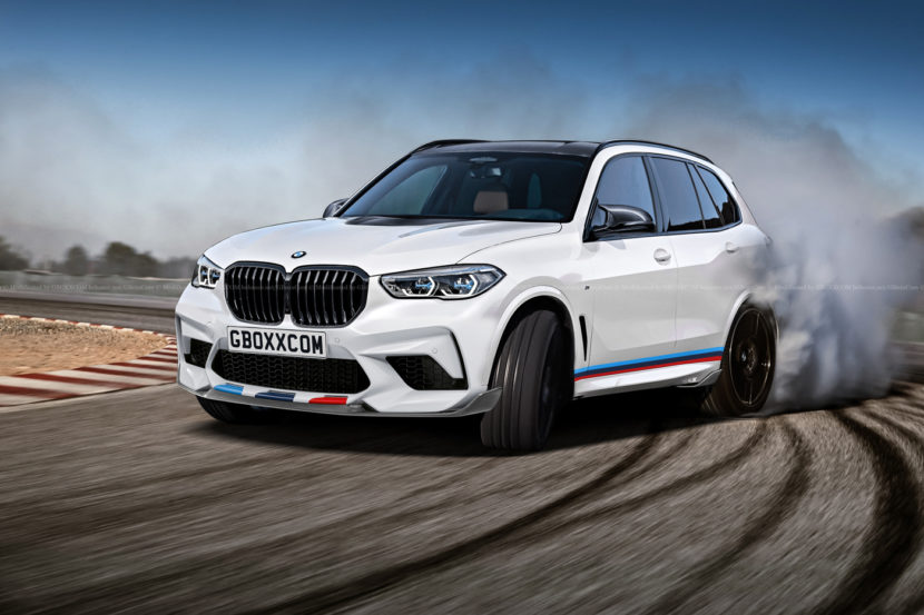2019 bmw x5 already rendered in x5 m guise misses cues. Black Bedroom Furniture Sets. Home Design Ideas