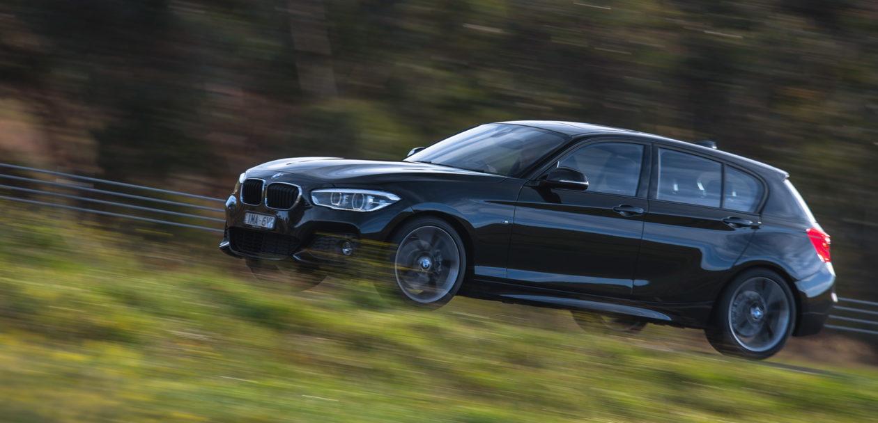 BMW 120i hatchback test drive 25 1260x608