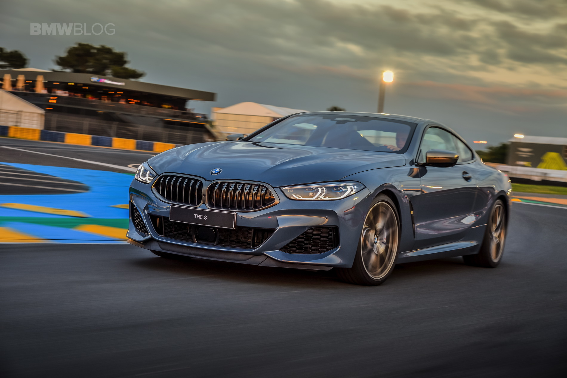 Edmunds drives the BMW M850i