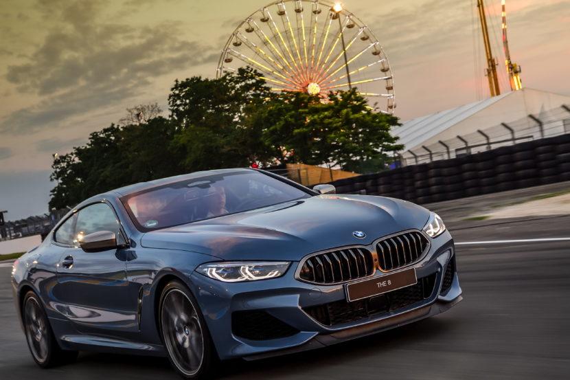 BMW 8 Series track Le mans 2018 29 830x553