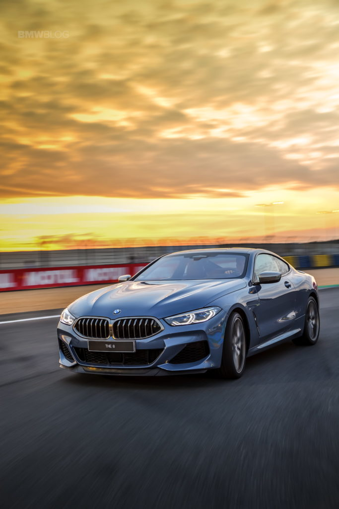 A Look At The Bmw M850i Xdrive Versus Its Grand Touring