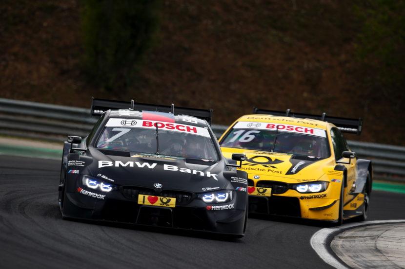 BMW DTM 2018 Hungaroring 03 830x553