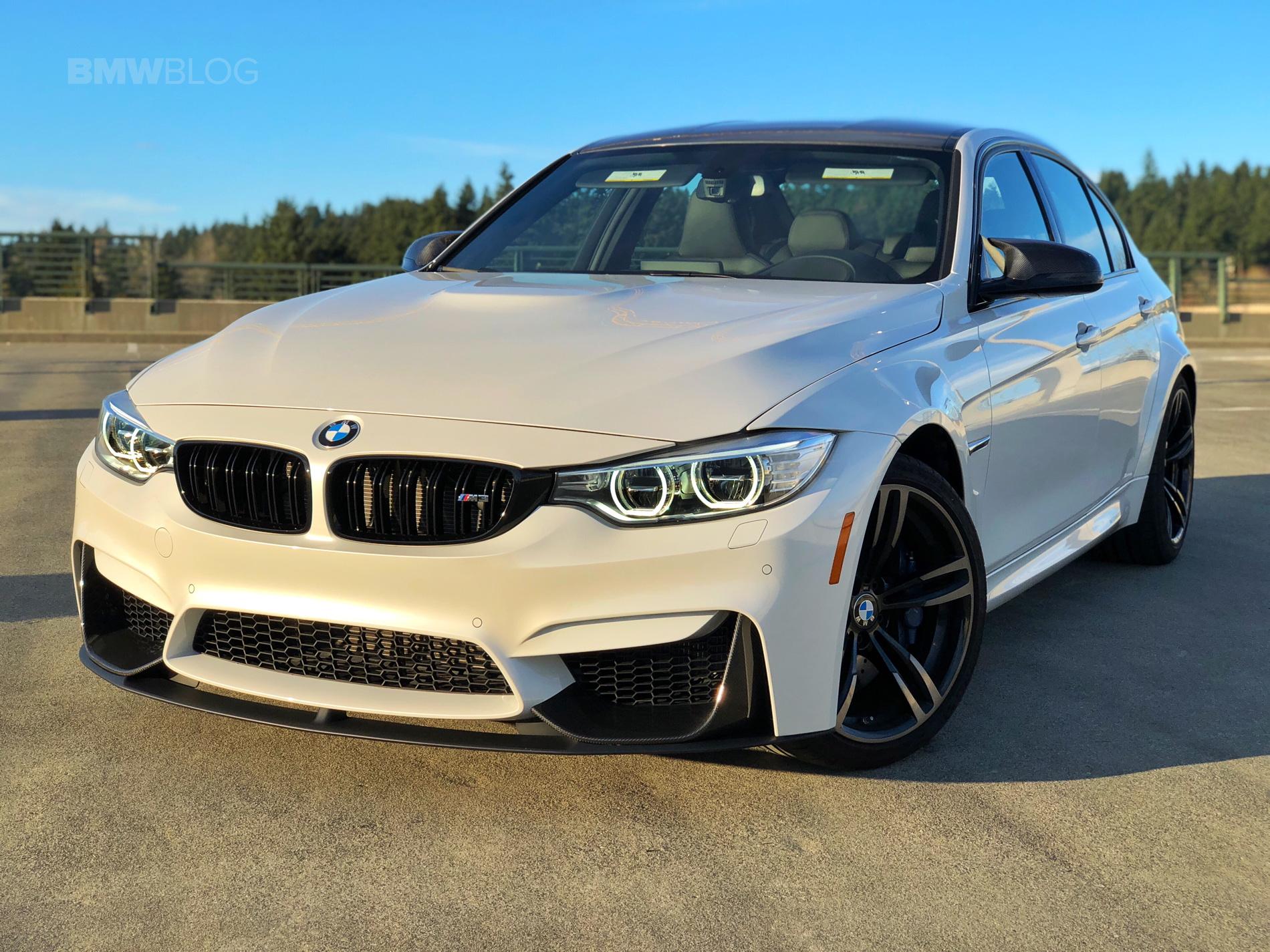 BMW F80 M3 long term review 01