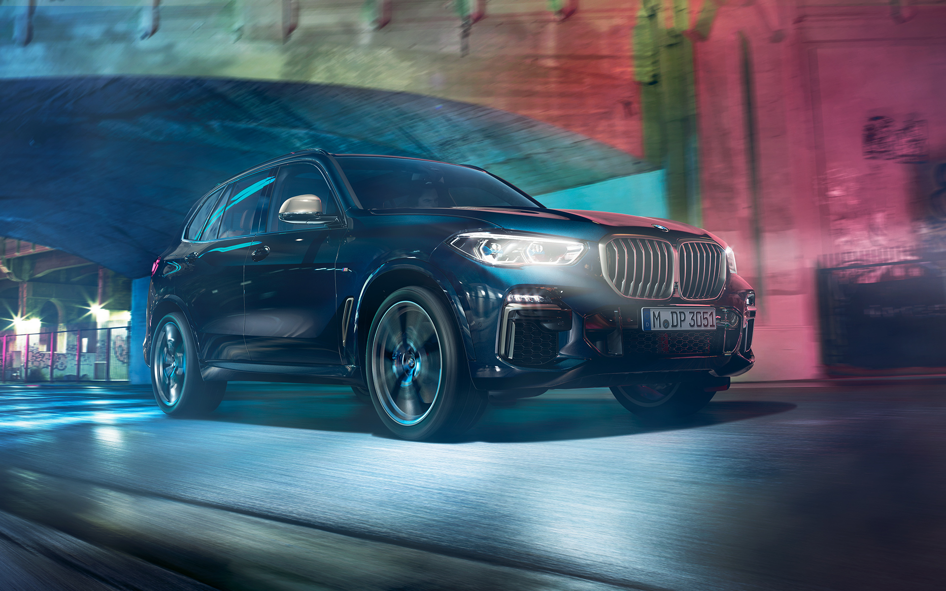BMW G05 X5 wallpapers 1