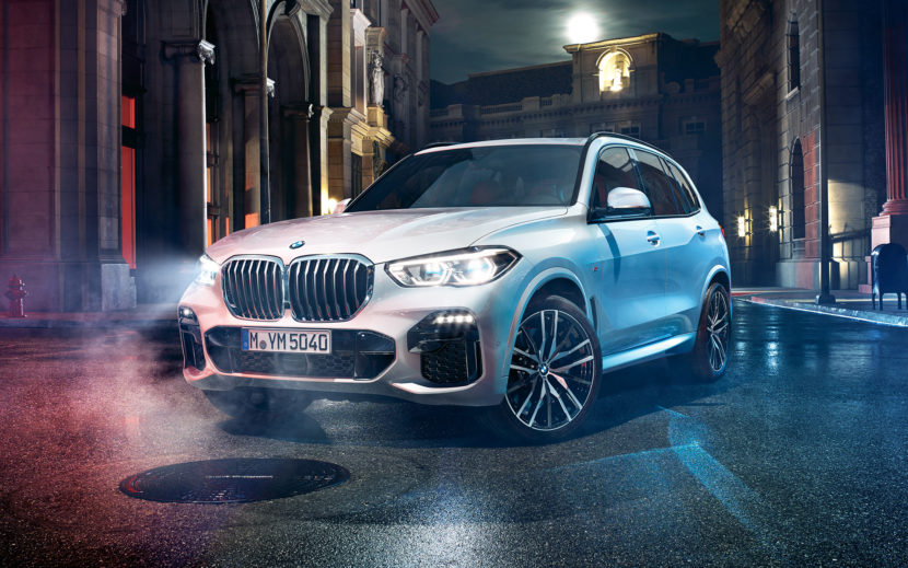 BMW G05 X5 wallpapers 12 830x519