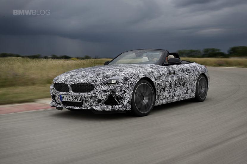 BMW G29 Z4 pre drive 11 830x553