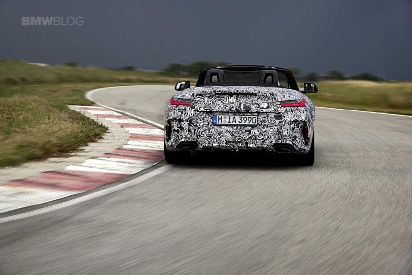 BMW G29 Z4 pre drive 12 830x555