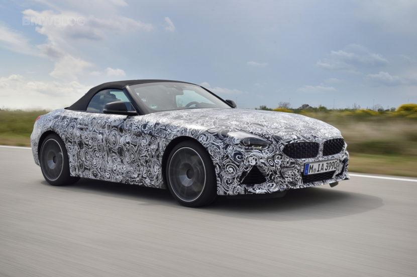 BMW G29 Z4 pre drive 25 830x553