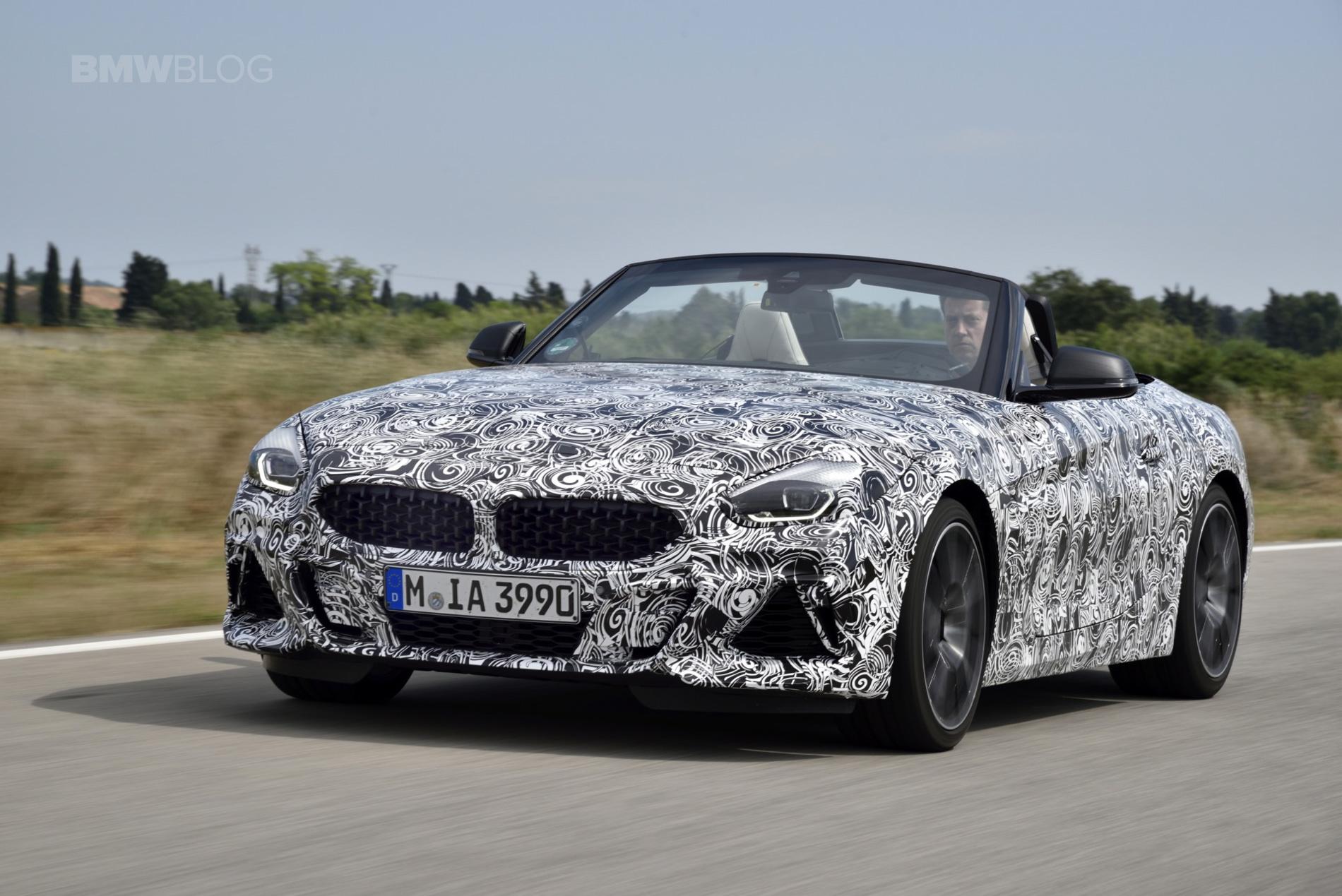 BMW G29 Z4 pre drive 30