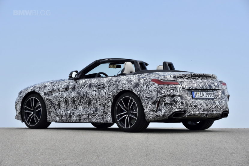 BMW G29 Z4 pre drive 34 830x554