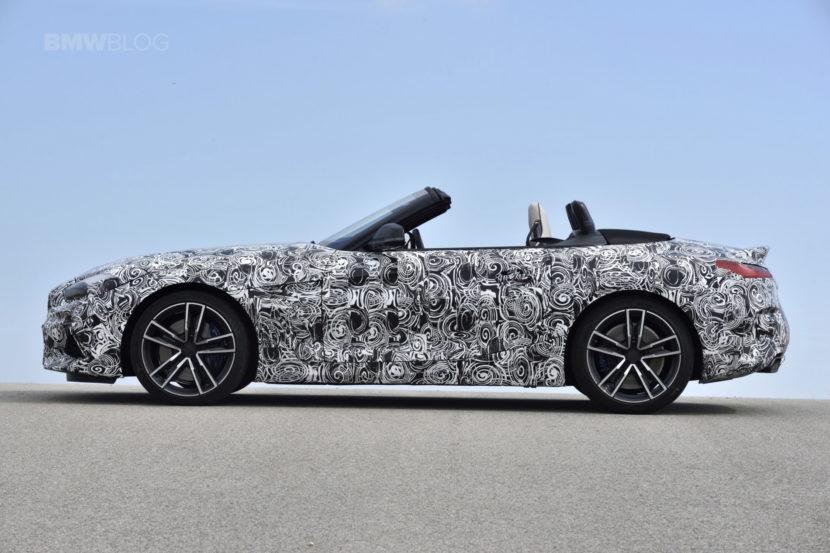 BMW G29 Z4 pre drive 35 830x553