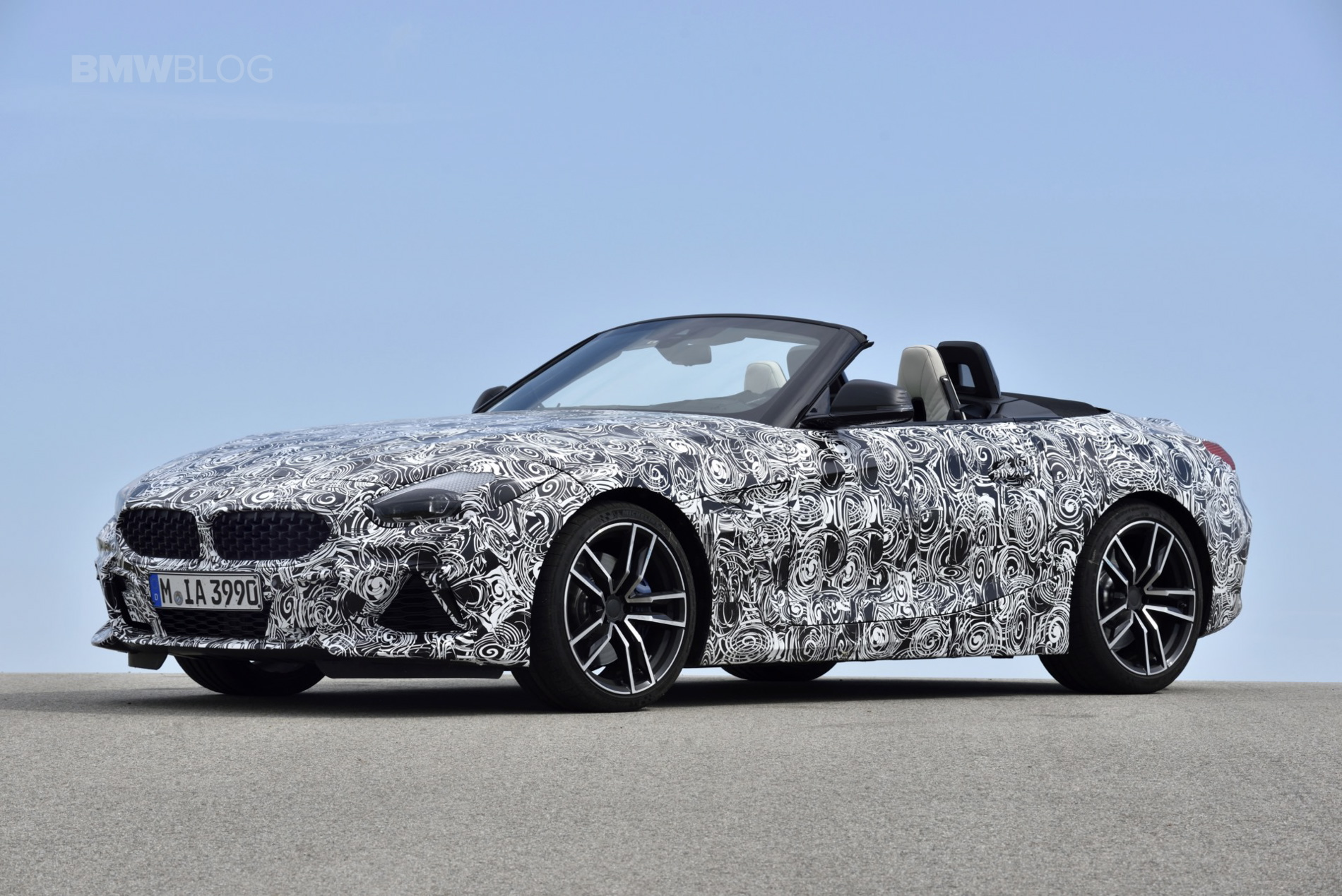 New 2020 Bmw Z4 M40i To Be Priced Mid To High 60k