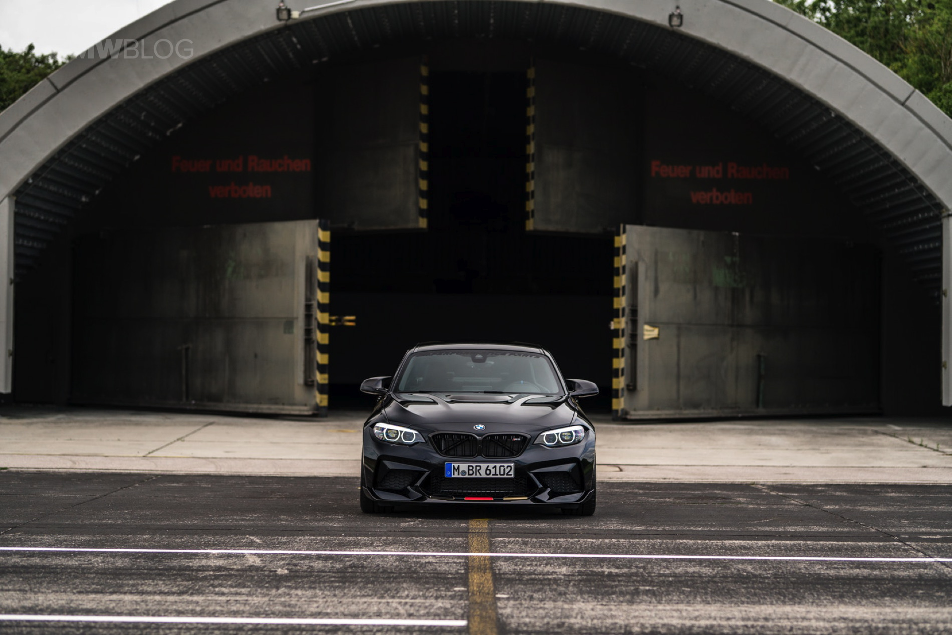 BMW M2 Competition Deutschland Design 01