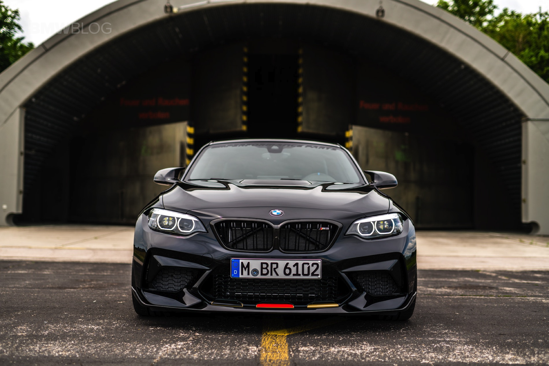 BMW M2 Competition Deutschland Design 02