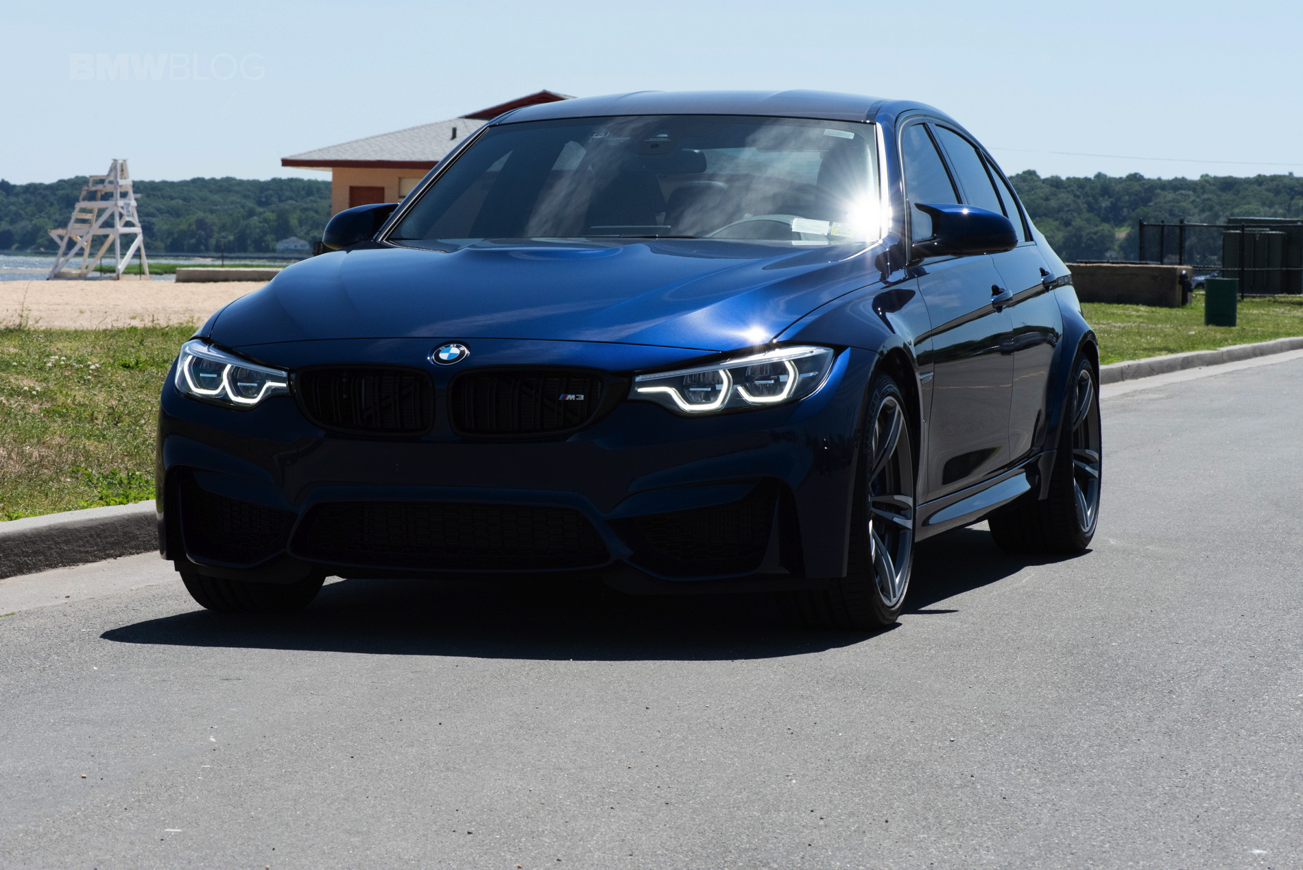 BMW M3 BLUE HERA MICA 05