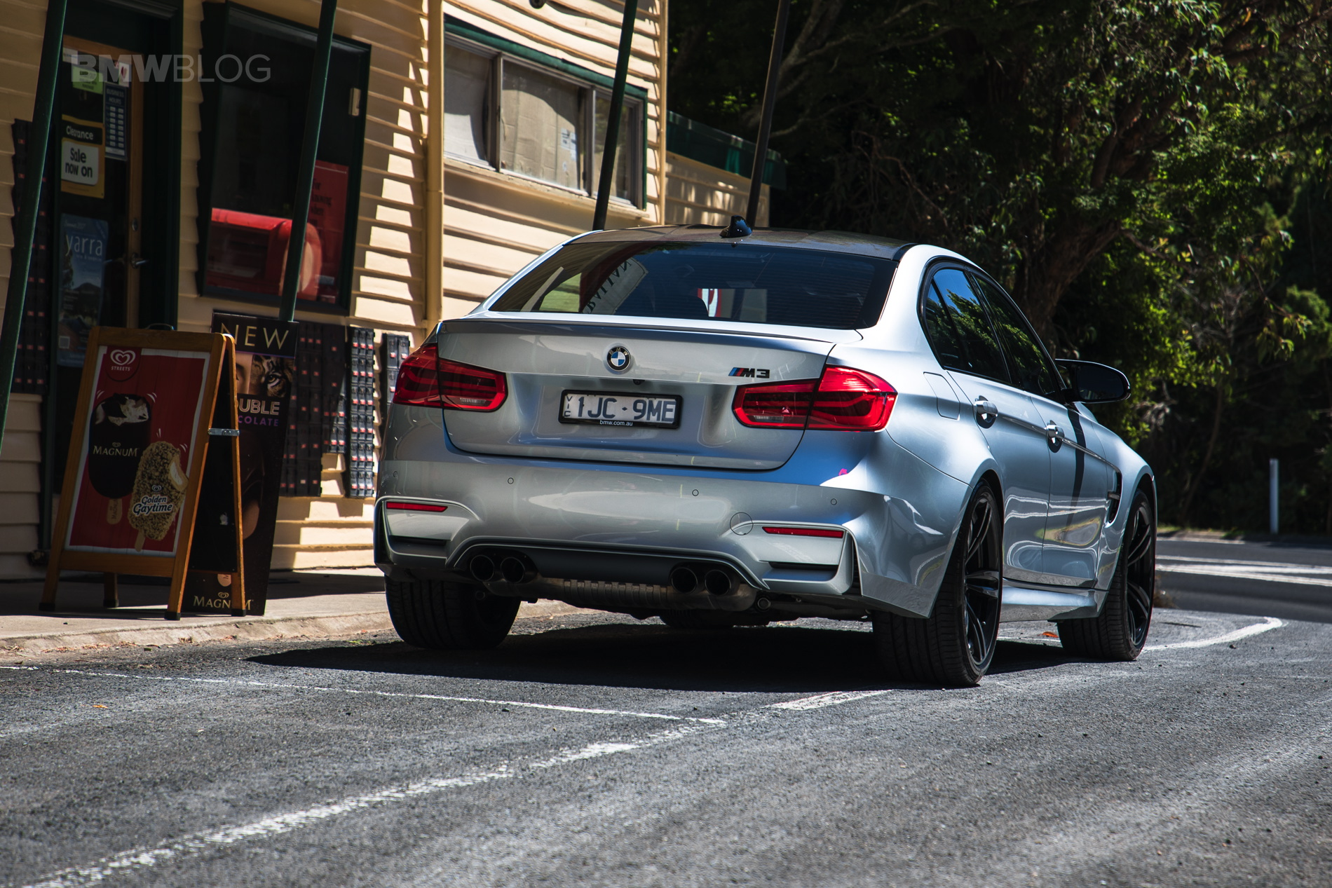 BMW M3 Pure Edition Australia 01