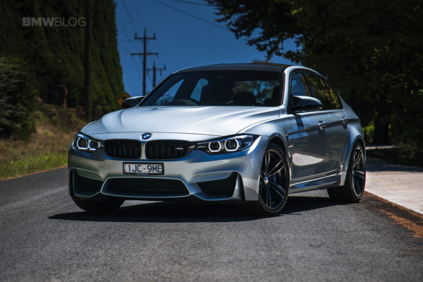 BMW M3 Pure Edition Australia 06 830x553