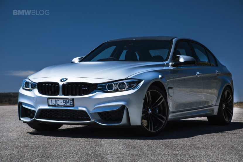 BMW M3 Pure Edition Australia 17 830x553