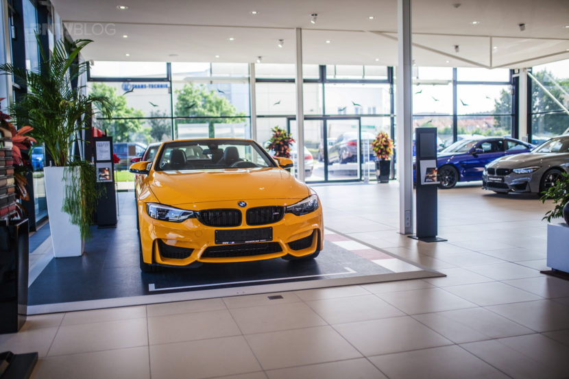 BMW M4 Convertible 30 Jahre Edition 02 830x553