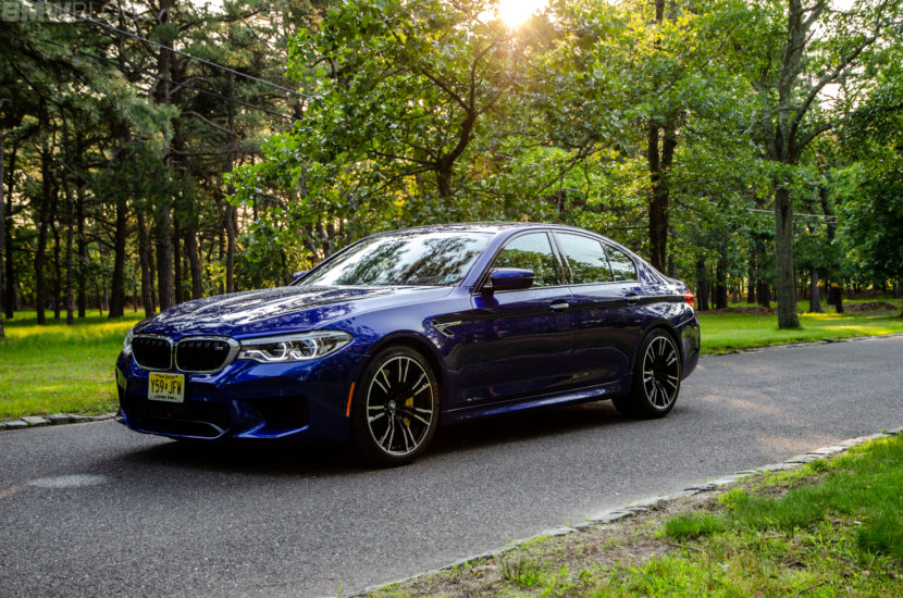 BMW M5 is one of Car and Driver's five fastest cars of 2018 | Auto and Carz Blog