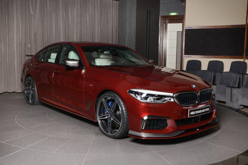 BMW M550i AC Schnitzer 1 830x553