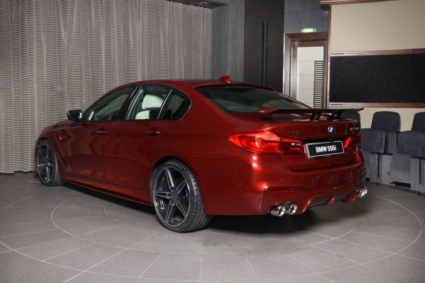 BMW M550i AC Schnitzer 3 830x553
