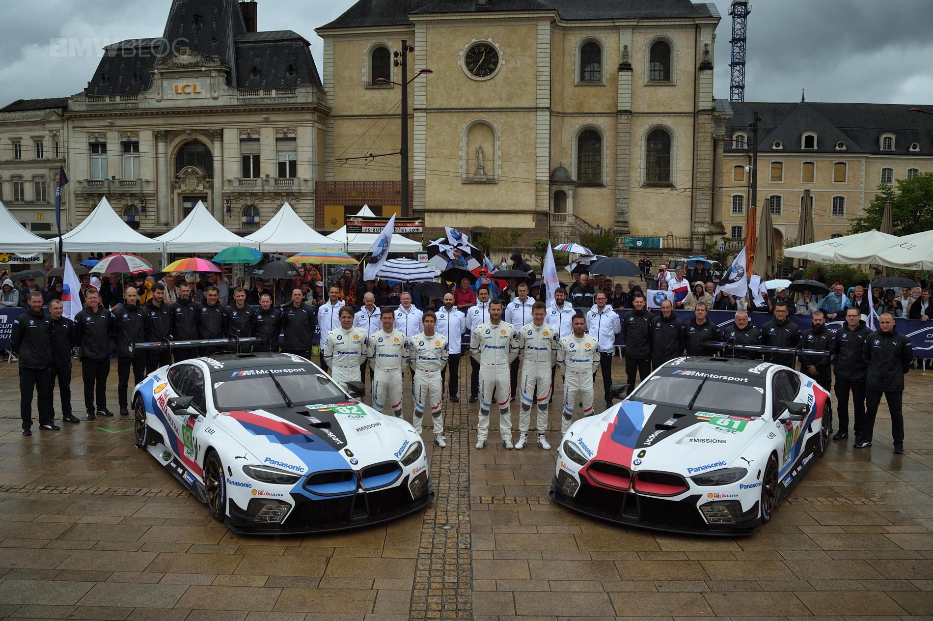 BMW M8 GTE Le Mans 06