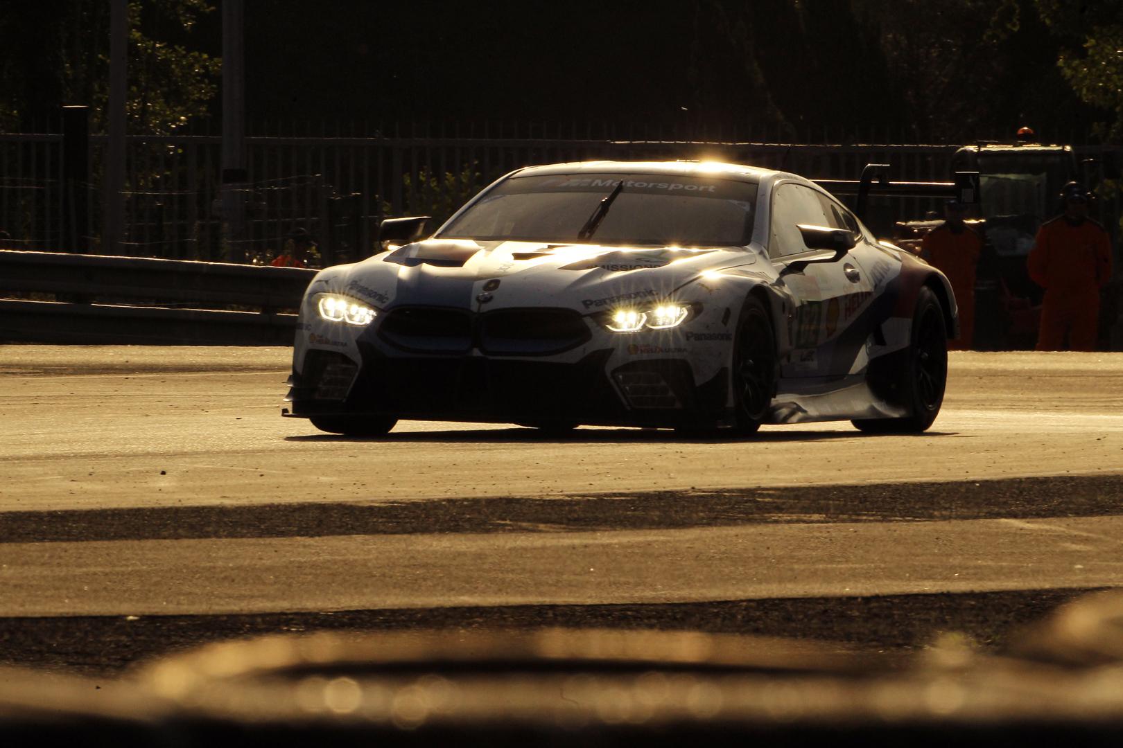 BMW M8 GTE Le Mans 21