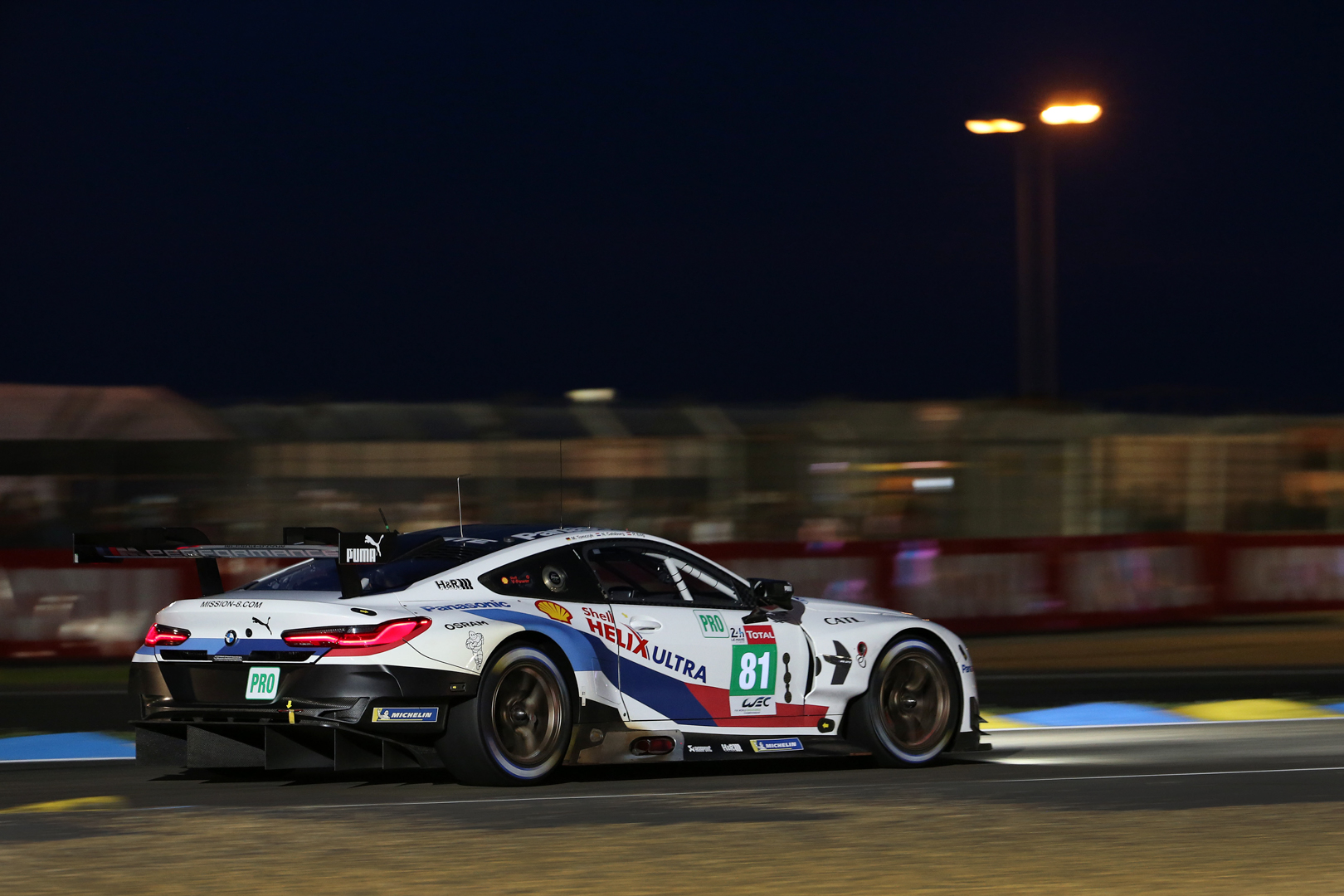 bmw m8 gte to start 24 hour race from 12th and 13th place at le mans debut. Black Bedroom Furniture Sets. Home Design Ideas