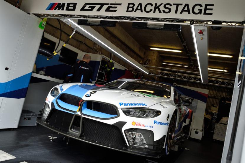 BMW M8 GTE Le Mans 3 830x553