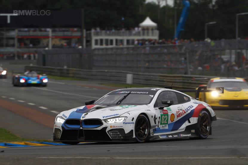 BMW M8 GTE Le Mans results 09 830x553