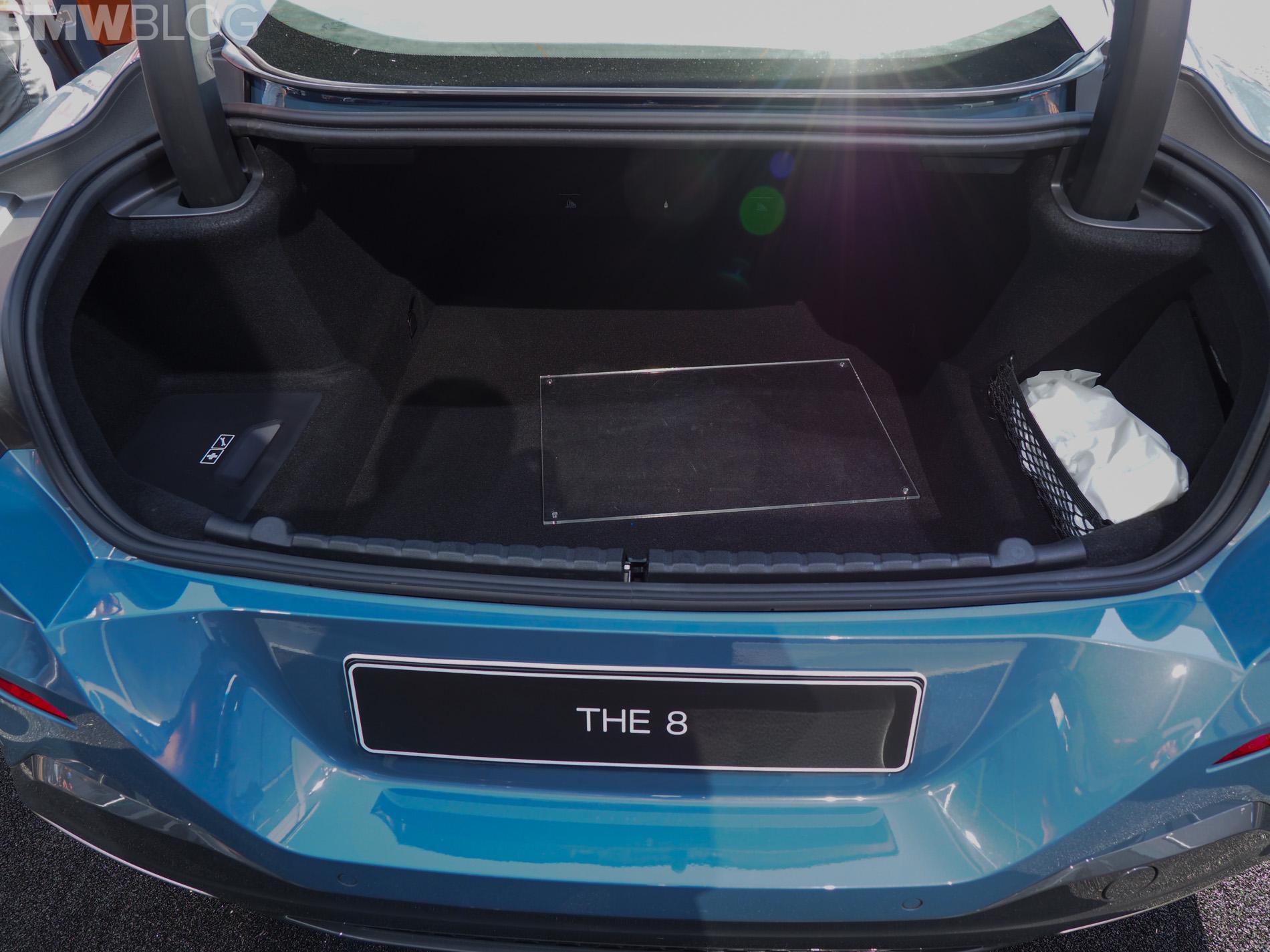 BMW M850i BARCELONA BLUE 1
