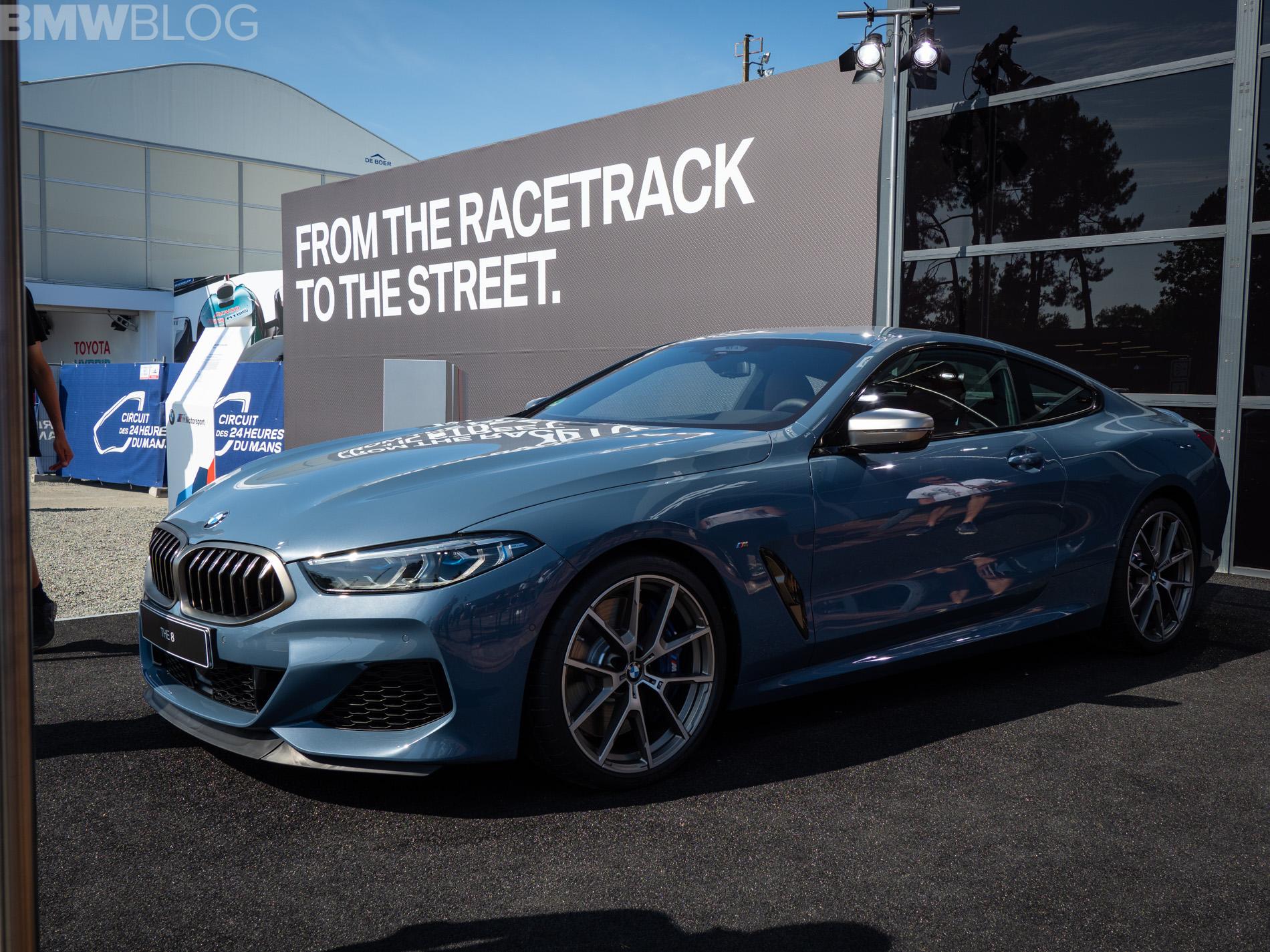 Video Bmw 8 Series Walk Around At Goodwood Festival Of Speed