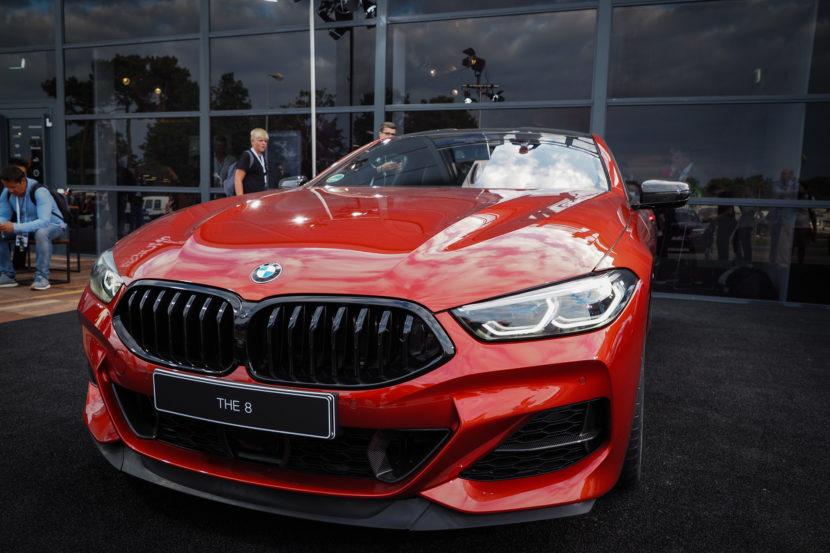 BMW M850i Sunset Orange 1 830x553