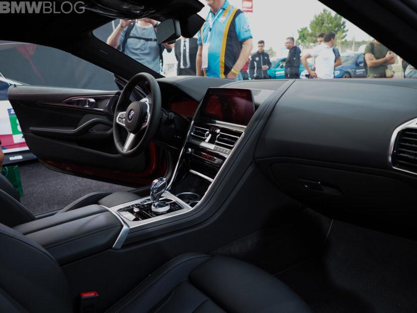 Sedan Vs Coupe >> New BMW M850i in Sunset Orange - Live Photos