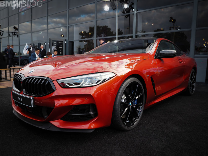 BMW M850i Sunset Orange 2 830x623