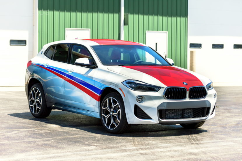 BMW X2 Car Wrap 26 830x553