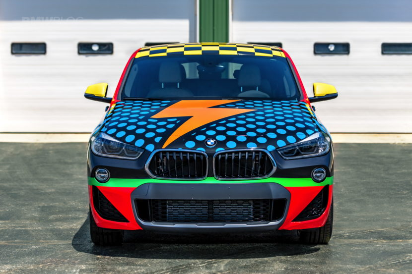 BMW X2 Car Wrap 34 830x553