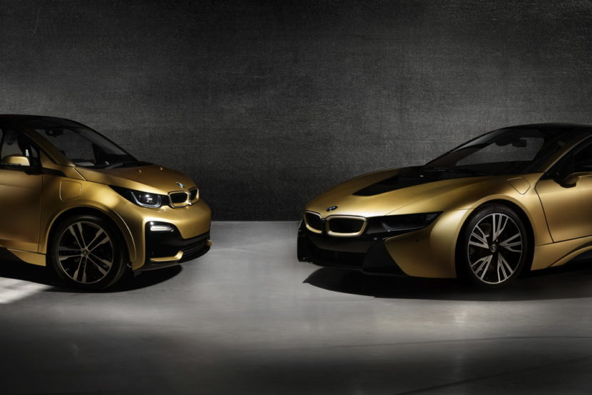 BMW i3 and i8 Starlight Edition 01 830x553