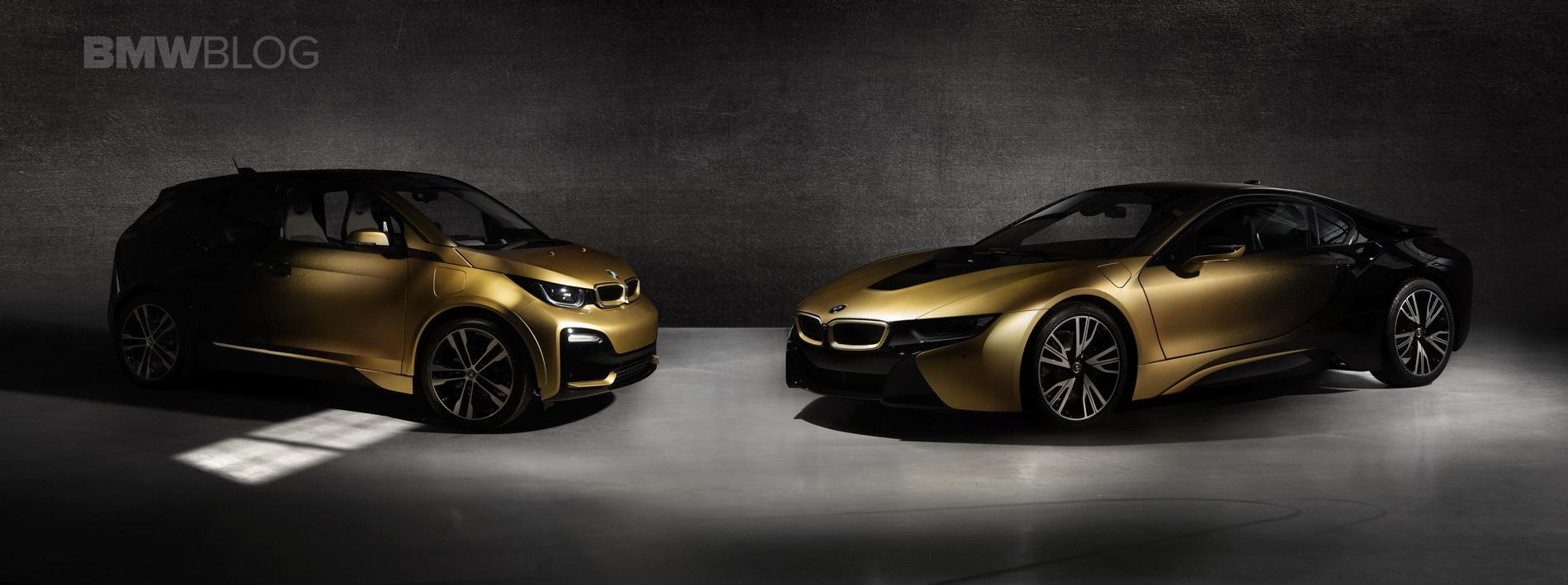 BMW i3 and i8 Starlight Edition 01