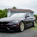 M Perforamnce BMW M4 Convertible 120x120