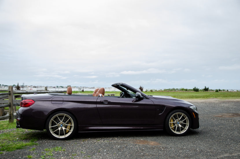 M Perforamnce BMW M4 Convertible 3 830x550