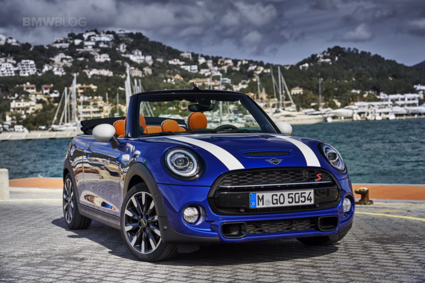 MINI Cooper S Convertible test drive 94 830x553