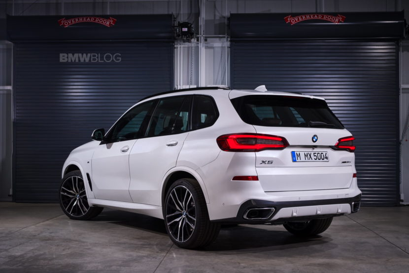 New BMW X5 real life images 02 830x553